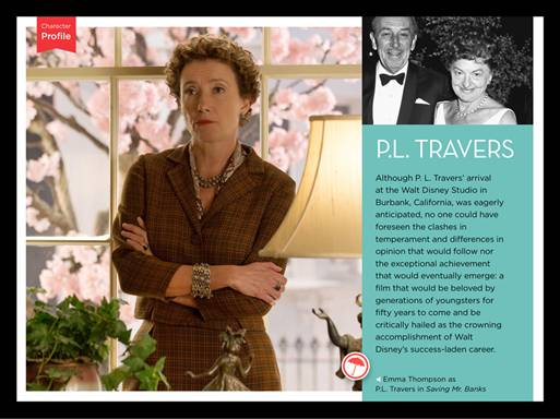Saving Mr. Banks iBook PL Travers