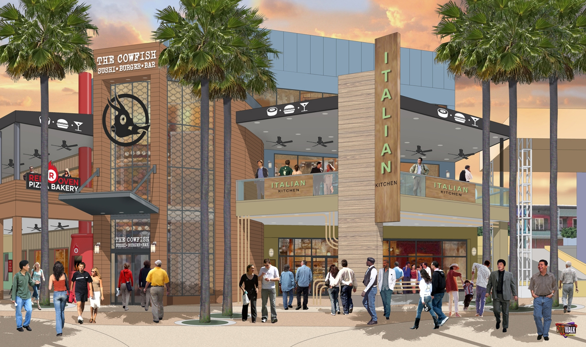 Universal Orlando Citywalk Announcements For 2014 On The