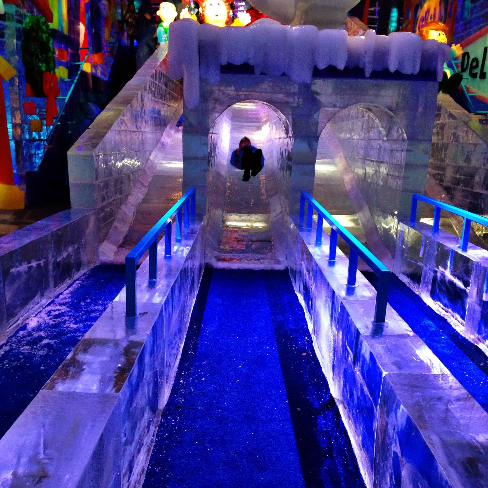 Gaylord Palms Ice!