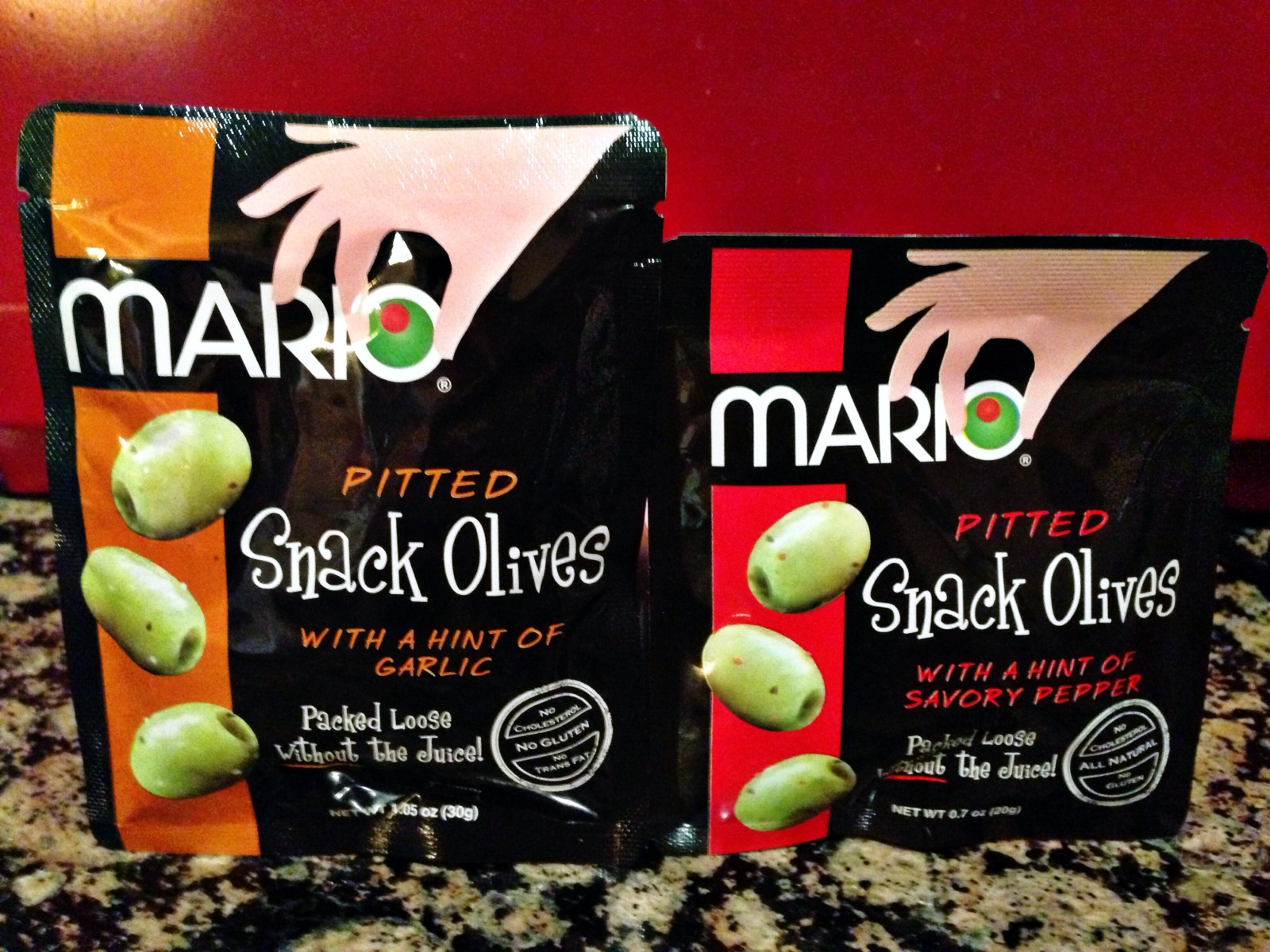 Mario Snack Olives