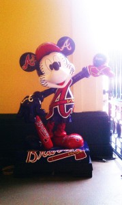 Atlanta Braves Mickey