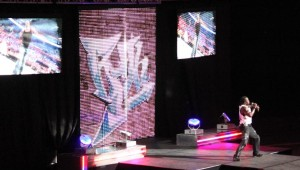 R Truth entrance