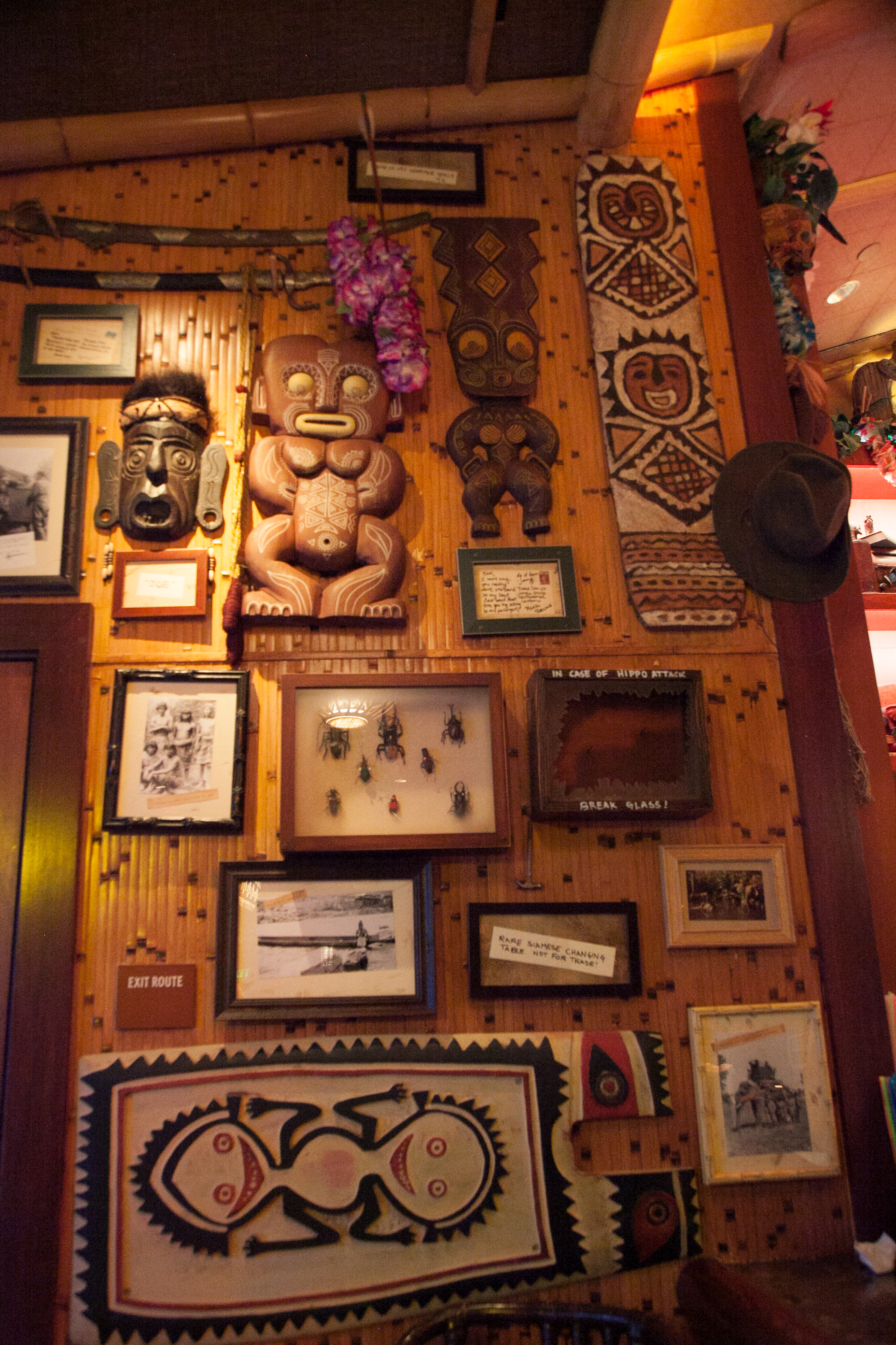 A Visit To Trader Sam S Enchanted Tiki Bar On The Go In Mco