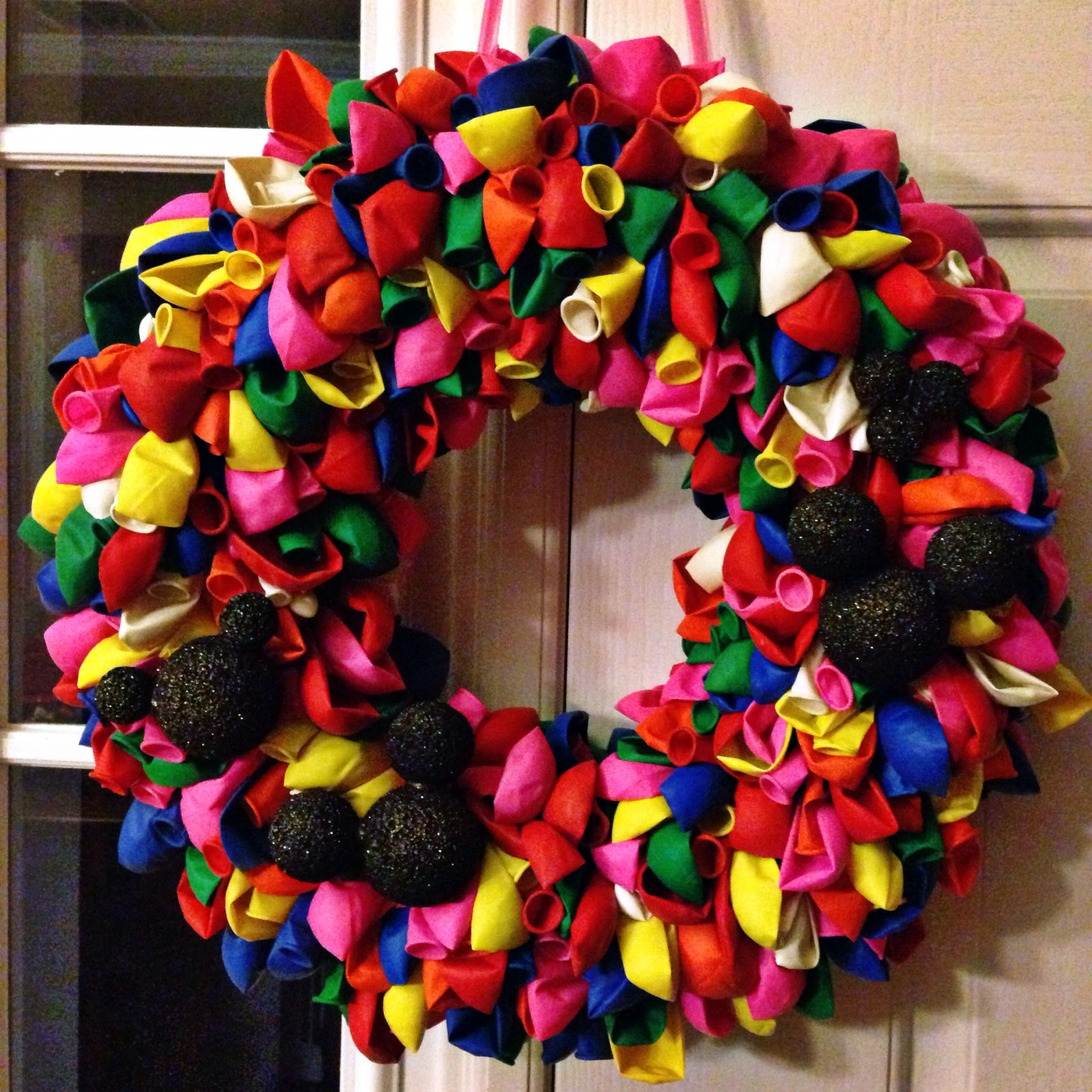 DisneySide Party Wreath