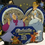 Cinderella Royal Family 5K medal closeup