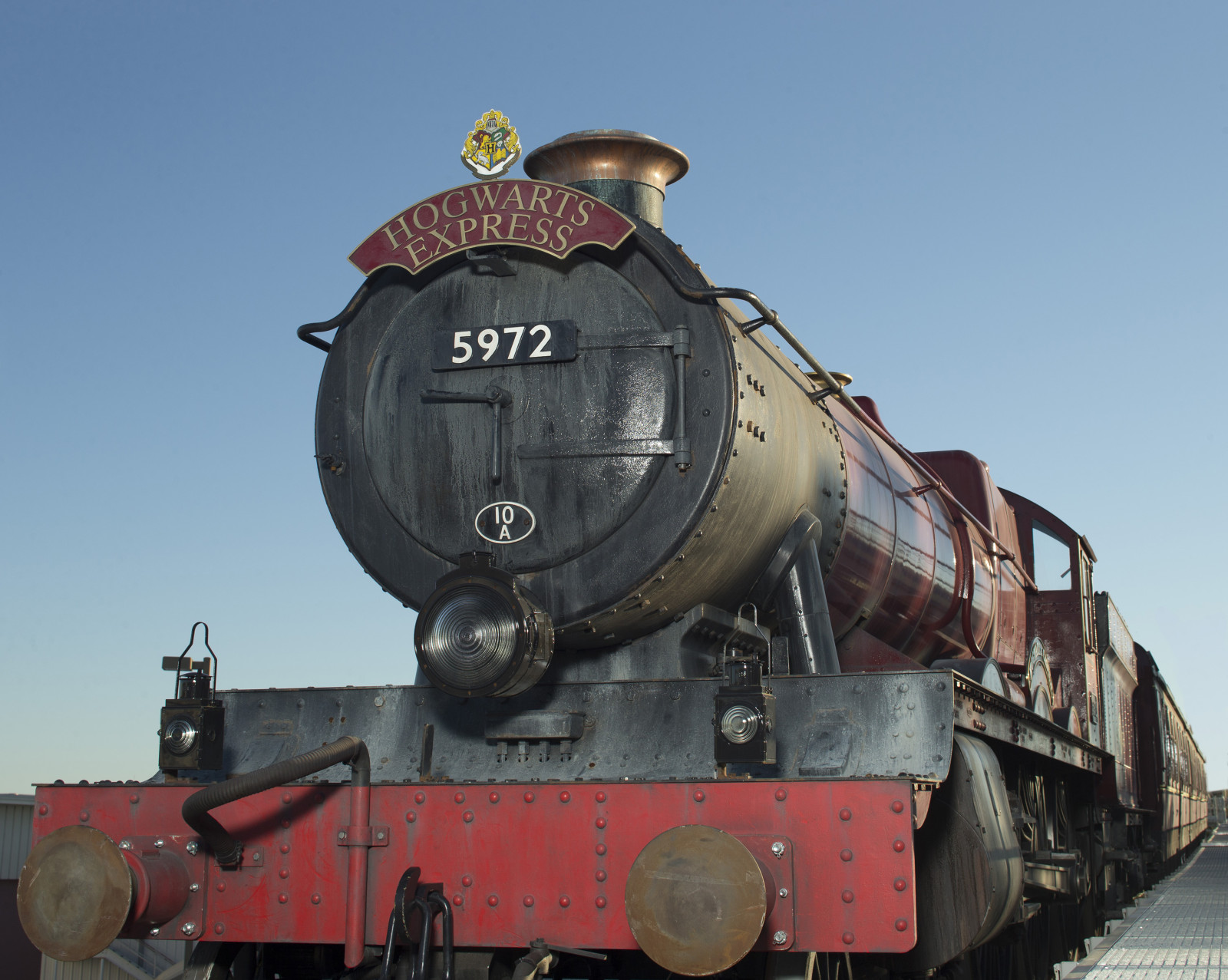 Hogwarts Express Universal Orlando Resort Diagon Alley Harry Potter