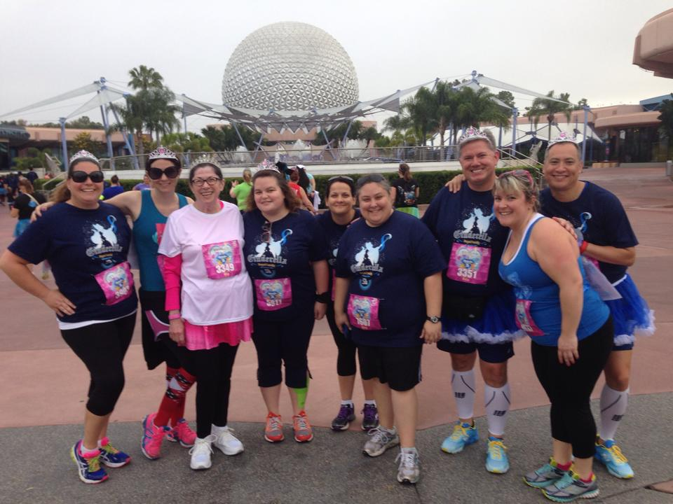 Cinderella Royal Family 5K