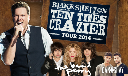 Ten Times Crazier Tour