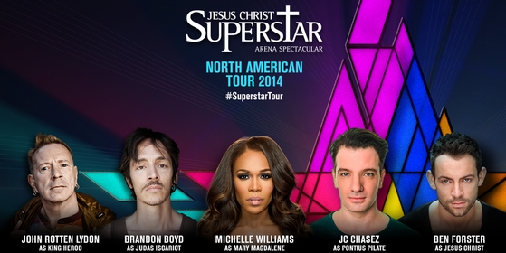 Jesus Christ Superstar Arena Tour Amway Center
