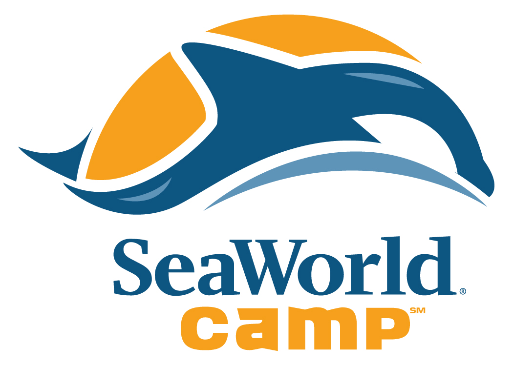 Seaworld Camps Logo