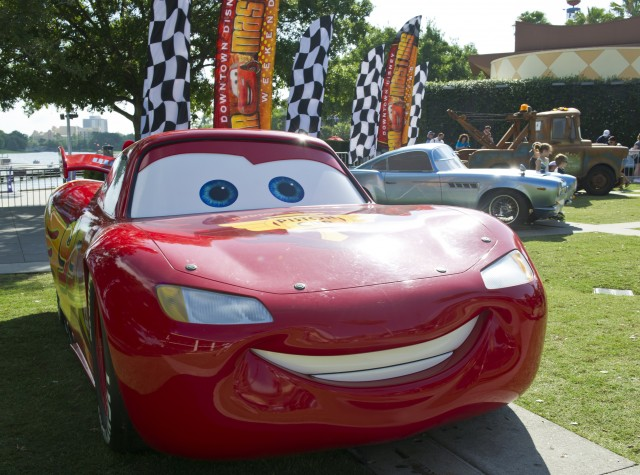 Car Masters Weekend Lightning McQueen