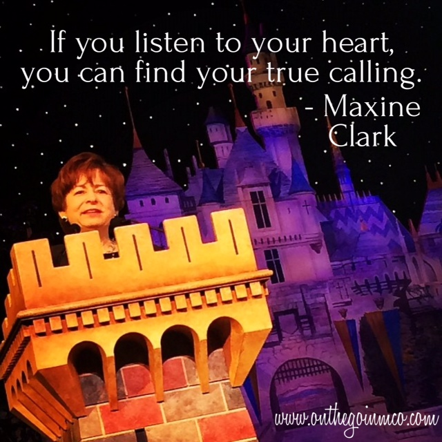 Disney Social Media Moms Celebration Maxine Clark