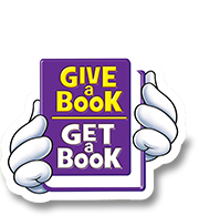 Give a Book, Get a Book Logo