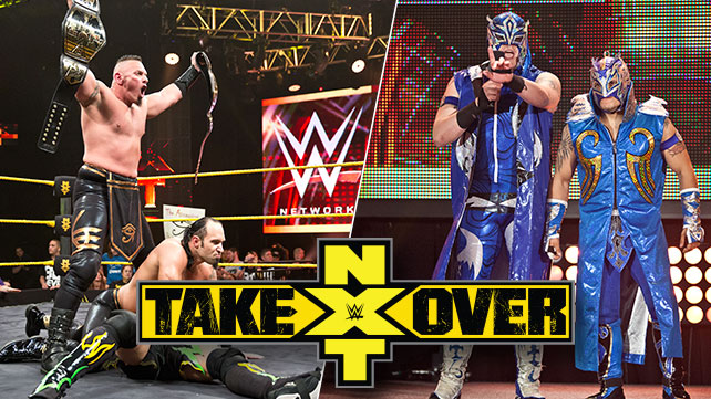 NXT Takeover The Ascension Tag Team