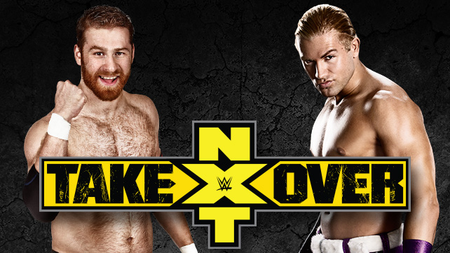 NXT Takeover Zayn Breeze