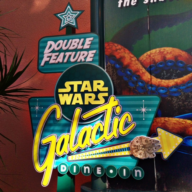 Star Wars Galactic Dine In Breakfast On The Go In MCO
