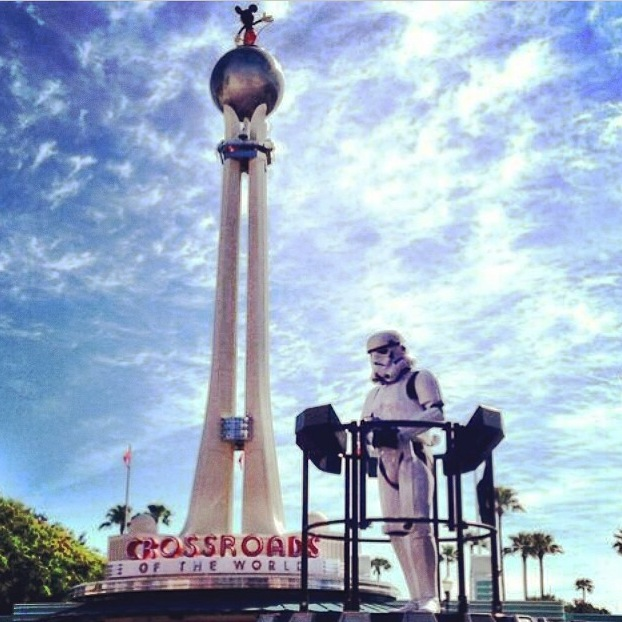 Star Wars Weekends Stormtrooper