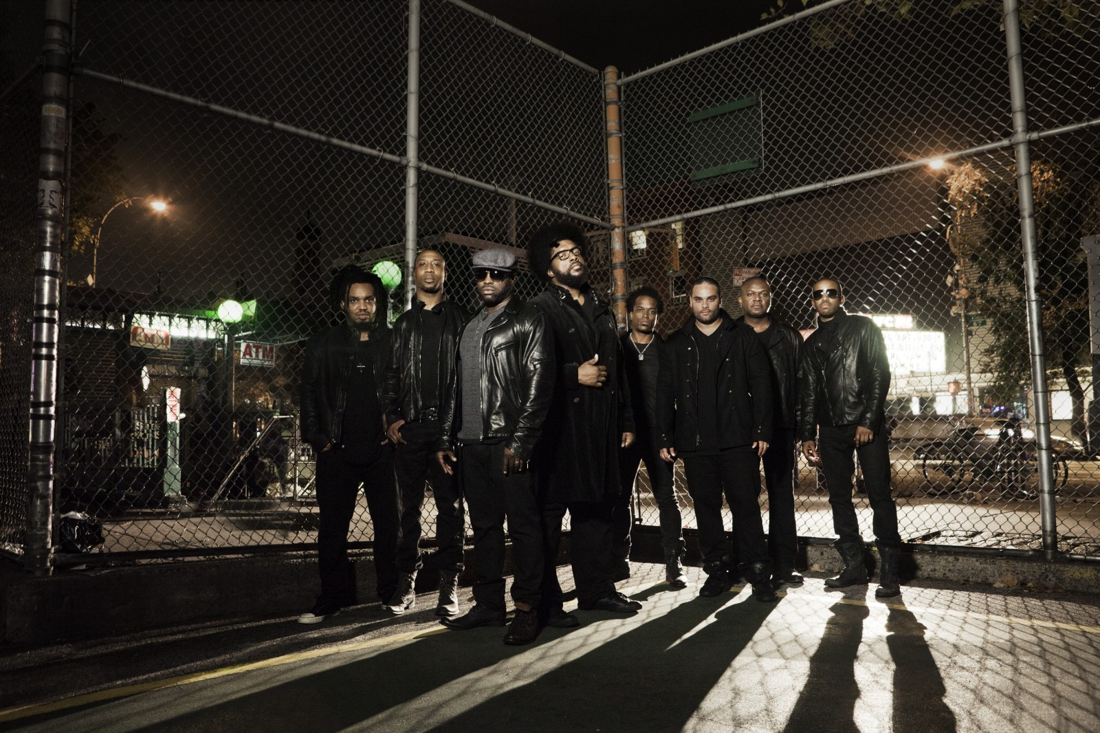 The Roots at Universal Orlando Mardi Gras