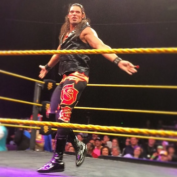 WWE NXT Takeover Adam Rose