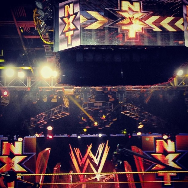 WWE NXT Takeover Stage 1