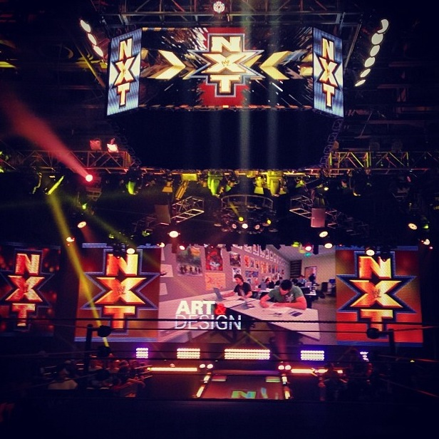 WWE NXT Takeover Stage 2