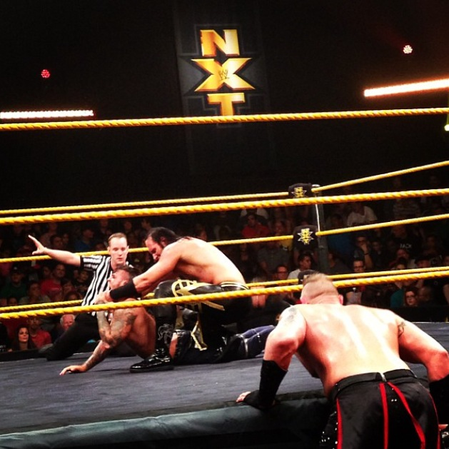 WWE NXT Takeover The Acenscion