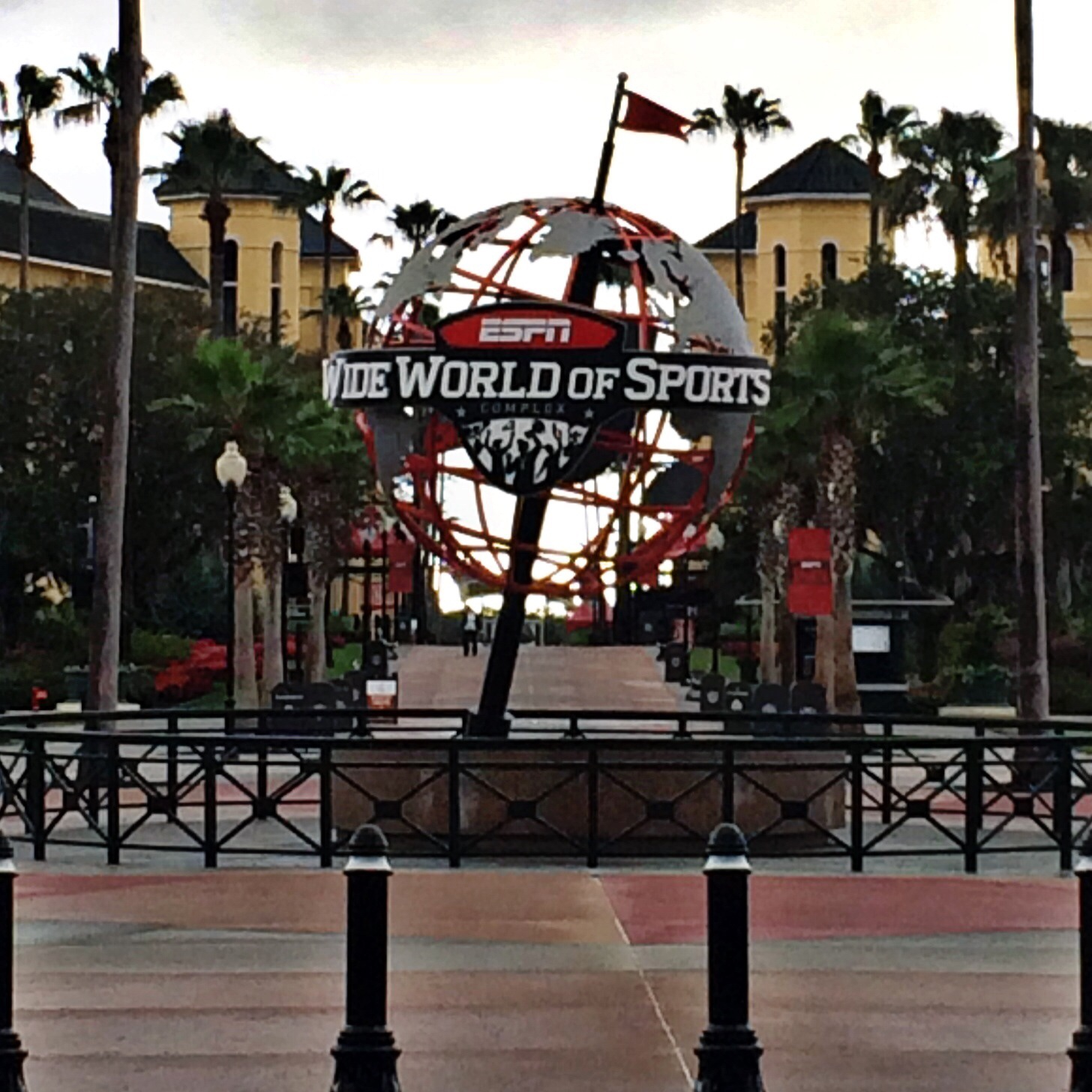Special Olympics Florida ESPN Wide World of Sports
