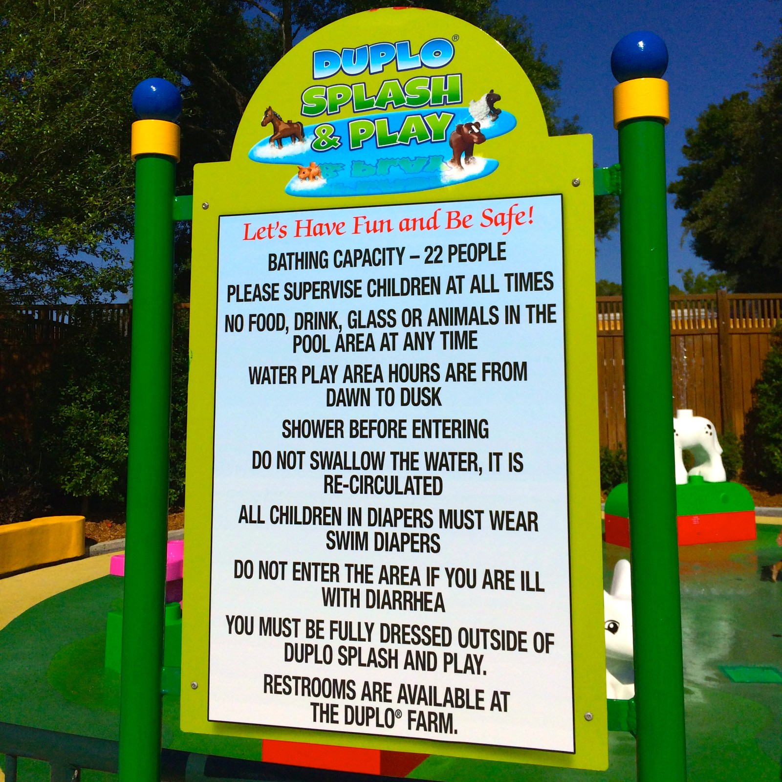 DUPLO Valley Splash and Play Info