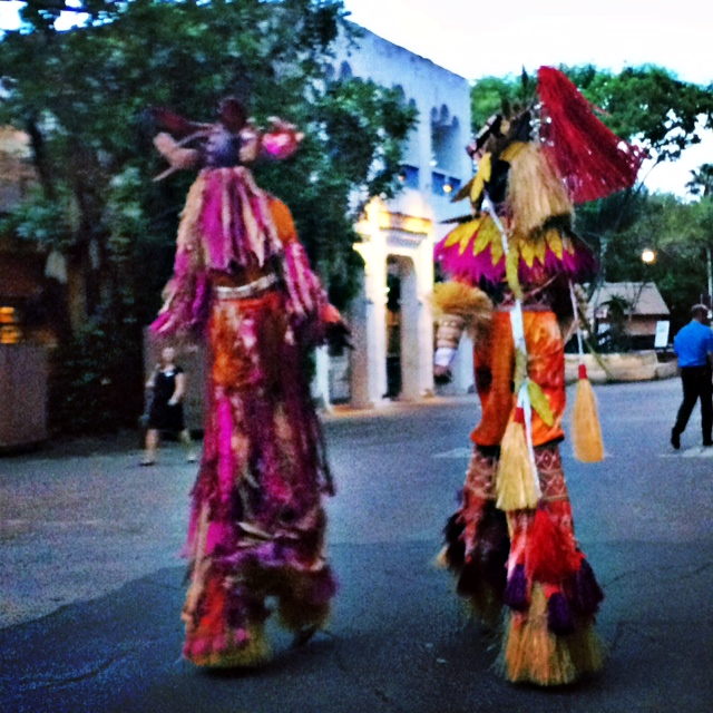 Harambe Nights Street Party Performers