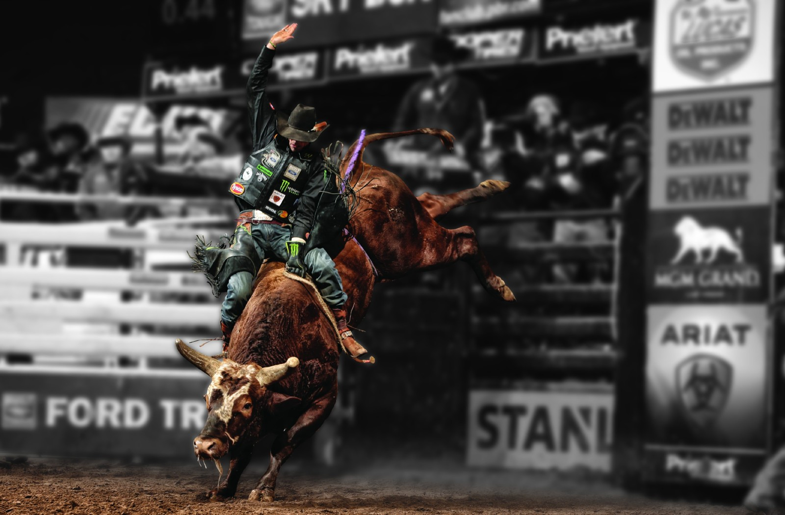 Professional Bull Riders Blue DEF Velocity Tour