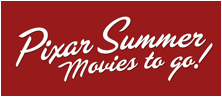 Pixar Summer Movies To Go Logo