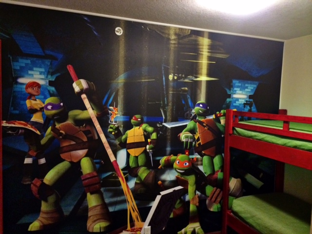 Summer of Shell Nick Hotel TMNT