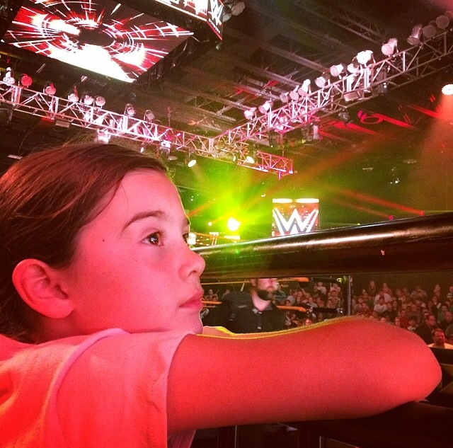 WWE NXT With Kids