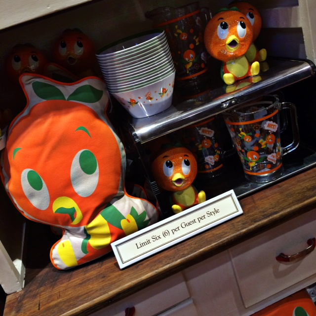 Marketplace Co Op Orange Bird