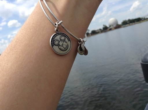 DVC News Alex and Ani Bracelet