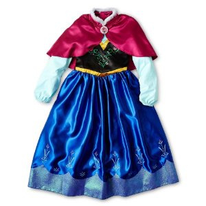 Frozen Costumes Giveaway Anna Costume