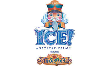 Christmas at Gaylord Palms Ice! at the Gaylord Palms Hotel Nutcracker 2014