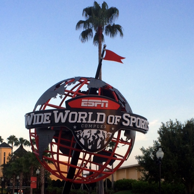 ESPN Wide World of Sports ESPNatDisney