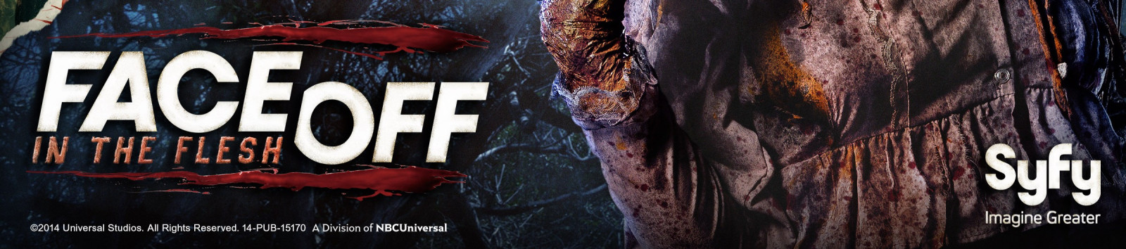 Syfy's 'Face Off' at Halloween Horror Nights