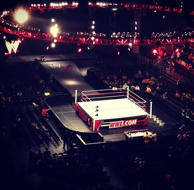 Amway Center WWE Live Event RAW SmackDown