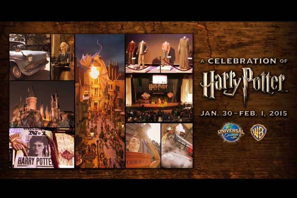A Celebration of Harry Potter Universal Orlando Resort 2015