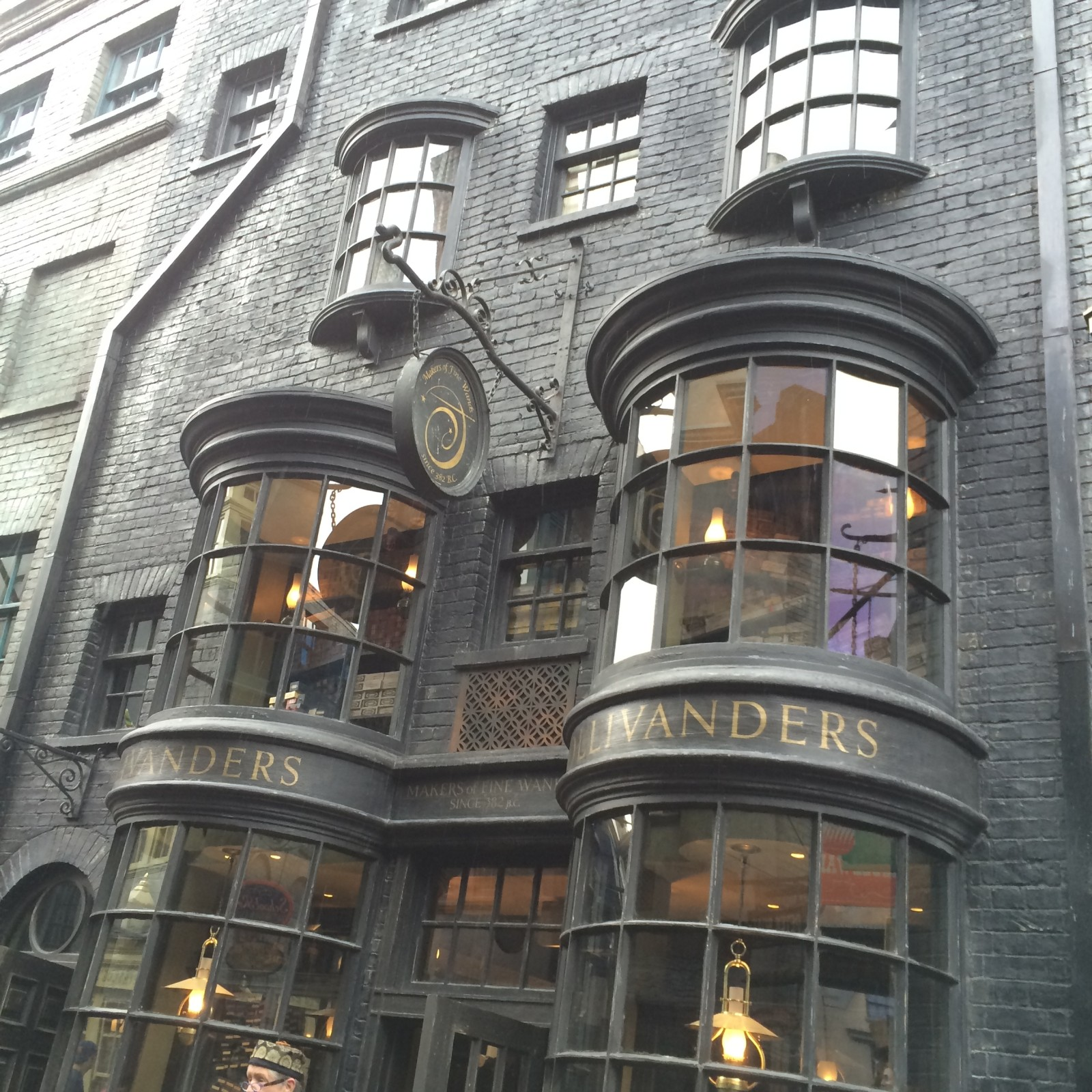 Diagon Alley Introduction Universal Orlando