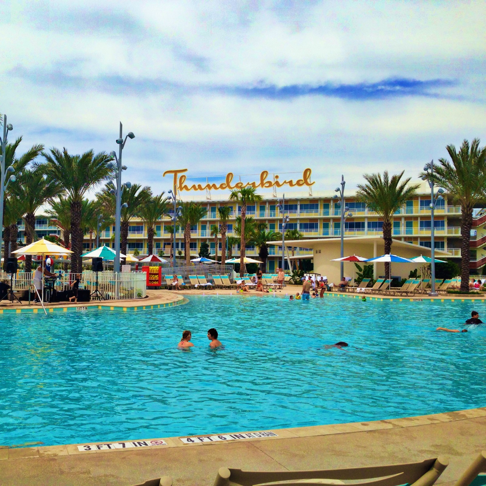 Cabana Bay Beach Resort -