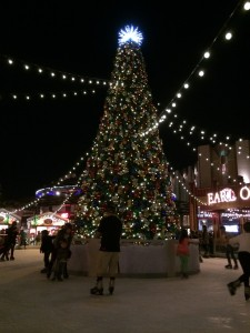 Lights at Downtown Disney
