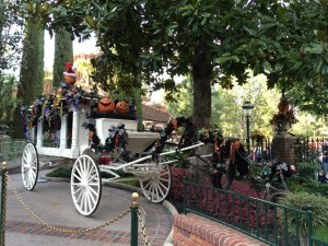 Haunted Mansion hearse
