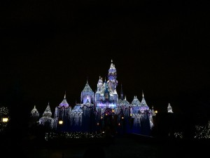 Sleeping Beauty Winter Castle