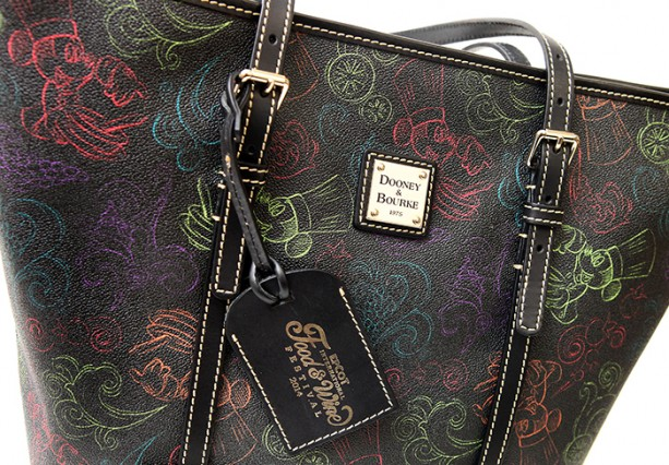 Epcot International Food and Wine Festival Dooney & Bourke Purses