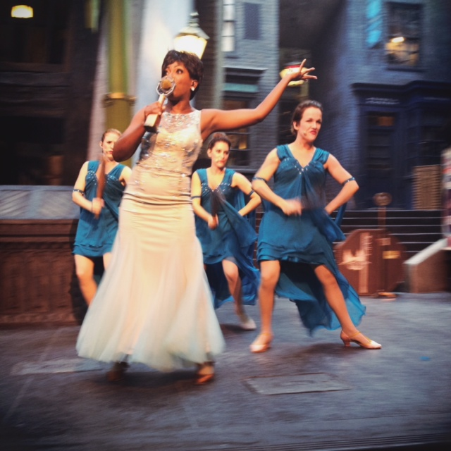Wordless Wednesday Celestina Warbeck Diagon Alley Wizarding World of Harry Potter Universal Orlando Universal Studios Florida