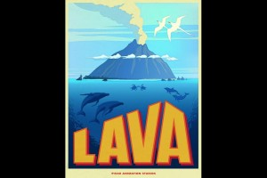 Pixar Lava Poster Art Disney Movies Anywhere