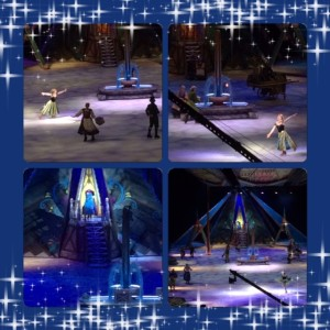 first time Disney on Ice presents Frozen Amway Center